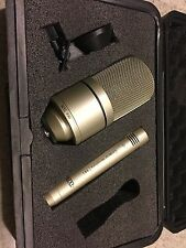 MXL 990/991 Condenser Microphone Kit With Hard case