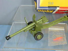 DINKY TOYS MODEL No 619 BREN GUN CARRIER WITH  ANTI-TANK GUN VN  MIB