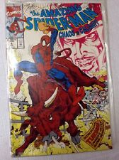 MARVEL COMICS The AMAZING SPIDER MAN  1/4 COMPLETA 1993 BOOK ENGLISH  NEW