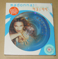 Madonna 93 99 Singapore Ltd VCD / Picture CD Box-Set RARE New Sealed