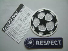 "SET ufficiale Sid SENSCILIA ""CHAMPIONS LEAGUE+RESPECT"" PATCH 2009-2011 official"