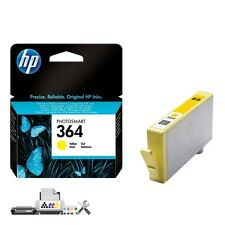 Original HP Photosmart 364 Tinte Gelb/Yellow CB320EE Photosmart Druckerpatrone