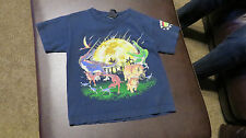 Boys SS Short Sleeve top shirt size 5/6 Dinosaur