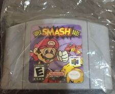 Super Smash Bros. (Nintendo 64) *Cleaned And Working* Fast/Read description USA