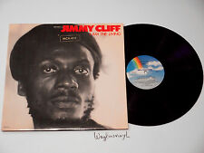 JIMMY CLIFF - I AM THE LIVING, MCA-5153 LP