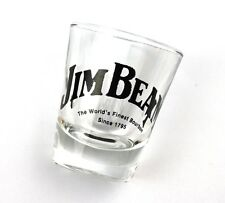 Jim Beam Glas USA Stamper Stamperl Schnapsglas shot glass