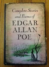 The Complete Stories and Poems of Edgar Allan Poe,1st Ed.-Doubleday- 1966