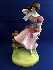 "SUMMER- HN 2086 - Vintage Royal Doulton Figurine – 7.25"" High"