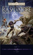 Promise of the Witch-King R. A. SALVATORE  Sellswords Bk. 2 Book II PAPERBACK ra