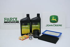 Genuine John Deere Service Filter Kit LG256 Ride On Lawnmower X300 X304 X300R