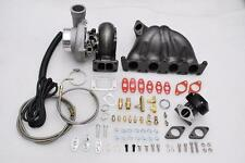 VW GOLF GTI JETTA VAG PASSAT MK3 MK4 1.8T TOP MOUNT MANIFOLD GT35 TURBO KIT
