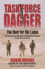 TASK FORCE DAGGER, MOORE, Used; Good Book