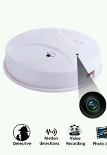 SECRET 32GB Spy Camera Cam Smoke Alarm Detector DV Video DVR Nanny Hidden Motion