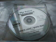 CD SINGLE PROMO - THE VELVET UNDERGROUND - WEA SPAIN 1994 VG+