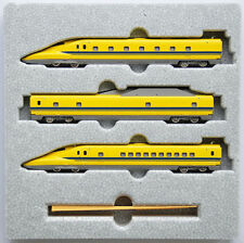 "New Kato 10-896 JR Shinkansen Series 923 ""Doctor Yellow"" 3 cars"