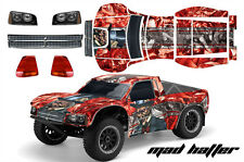 AMR Losi SCTE Ten RC Graphic Decal Kit 1/10 4WD Short Course Truck Body MAD HAT