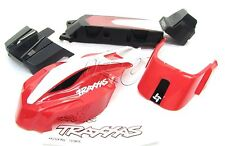 ATON Quad Rotor Helicopter - Canopy (RED Front Rear roll hoop Traxxas Drone 7909