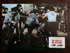 THE WILD ANGELS Original HELLS ANGELS MOTORCYCLE GANG Lobby Card ROGER CORMAN