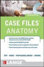 Case Files Anatomy 3/E (LANGE Case Files), Zhang, Hang, Papasakelariou, Cristo,