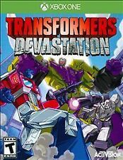 Transformers: Devastation (Microsoft Xbox One, 2015) - BRAND NEW