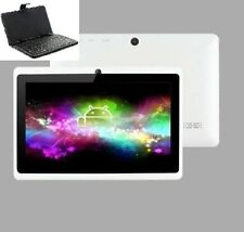"7"" pulgadas Tablet PC Android 4.4 Quad Core cámara 8 gb WLAN WiFi multi touch USB SD"