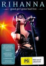 RIHANNA Good Girl Gone Bad Live DVD Shut Up & Drive,SOS,Unfaithful,Umbrella R2-6