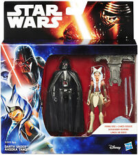 STAR WARS - DARTH VADER & ASHOKA TANO - 2 Action Figures - BNIB