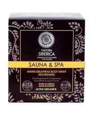Natura Siberica Nourishing Slimming WARM BODY WRAP Sea Buckthorn 370 ML