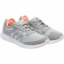 New Adidas Element Gray Refresh Supercloud Grey Women Athletic Shoes US 8