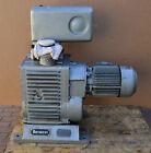 HERAEUS DK-45 VACUUM PUMPE Vakuum Einblockpumpe in Sperrschieberbauart