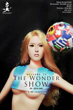 WONDERY THE WONDER SHOW SOCCER/FOOTBALL BABES ARG/ARGENTINA FOR 1/6 FIGURES