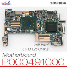 BOARD MOTHERBOARD TOSHIBA P000491000 FLVSYA A5A001602010 MIT 1200 MHZ CPU OK 042