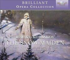 Rimsky-Korsakov: Snow Maiden, New Music