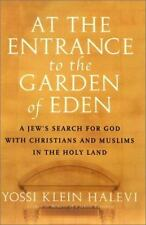At the Entrance to the Garden of Eden: A Jew's Search for God with Chr-ExLibrary