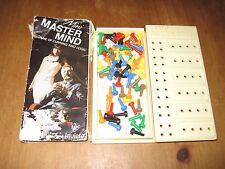 Vintage Mini Travel Pocket Mastermind by Invicta 1972 Free Postage