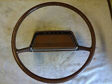 1969 1970 Buick Skylark GS Electra 225 LeSabre Wildcat Tan Steering Wheel