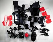 Go Pro Accessory Kit Ultimate Combo Kit 33 accessories for GoPro HERO3+,GoPro