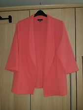 new Look inspire size 24 - Coral Blazer
