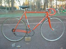 Vélo de course ancien Betty , fabrication artisanale