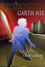 Sir Thursday by Garth Nix (Paperback, 2006)