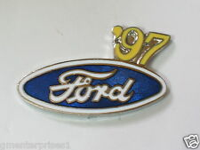 1997 Ford Pin Badge  Ford Oval Logo Auto Year Pin
