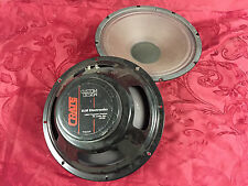 "CRATE 8 ohm, 60 watt Custom Design by Eminence 12"" guitar speaker pair 47-811-01"