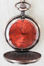 Evangelion Shikinami Asuka Langley Pocket Watch SEGA JAPAN ANIME MANGA