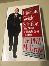 The Ultimate Weight Solution by Dr. Phil McGraw 1st Ed 2003 NEW Free shipping