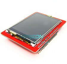 "1PCS Shield Touch Panel Module TF Micro SD For Arduino UNO R3 2.4"" TFT LCD"