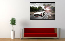 2014 AUDI R8 REGULA TUNING NEW GIANT LARGE ART PRINT POSTER PICTURE WALL
