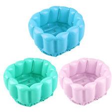 Foot Feet Soak Bath Inflatable Basin Wash Spa Home Use Pedicure Care Relax HR