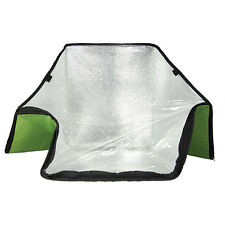 new Solar oven bag, slow cooker, survival emergency, camping, hiking, military..