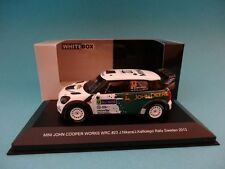 MINI COOPER WRC #23 - NIKARA - RALLY SWEDEN 2013 - 1/43 NEW IXO WHITEBOX WBR015