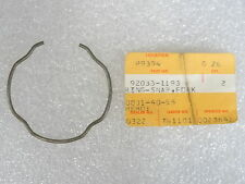 Kawasaki NOS NEW  92033-1193 Fork Snap Ring EN EN500 EN450 LTD Vulcan 1985-96
